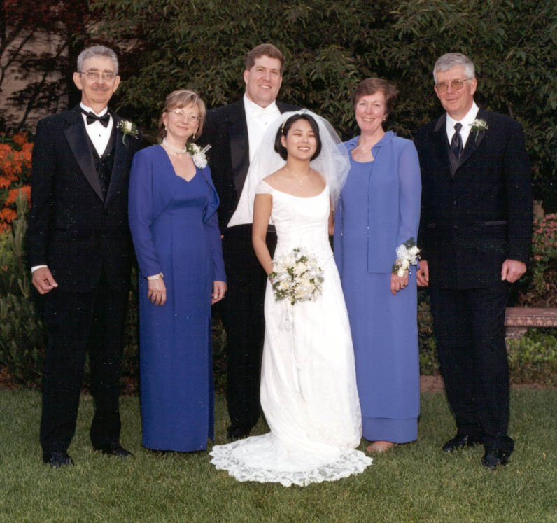 Wedding Gown For Parents: Wedding Pictures